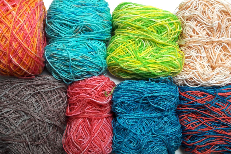 Workshop: Sokkenwol verven